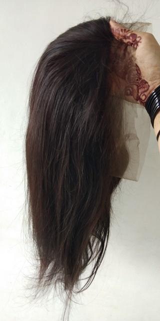 Natural Straight Full Lace Human Hair Wig