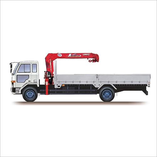 5 Ton Truck Mounted Crane URV550K-TH