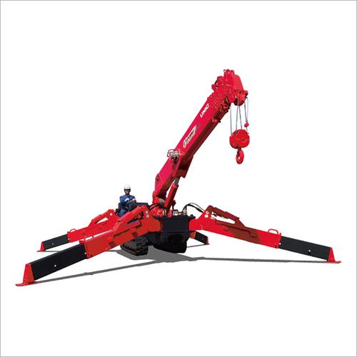 4 Ton Mini Crawler Crane URW547C