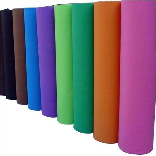 Multi Color Dust Resistant PP Spun Bond Non Woven Fabric