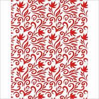 Designer Print Non Woven Fabric