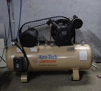 Lubricated Air Compressor