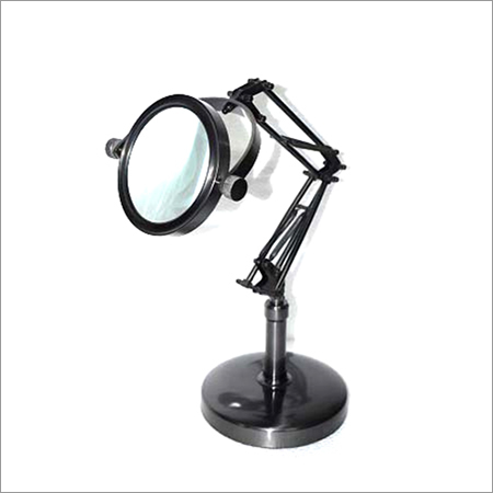 Table Spring Magnifying Glass With Base