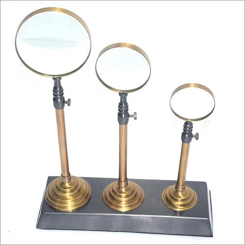 Desktop Table Top 3 Magnifying Glass