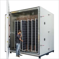 PV Modules - Solar Panels Testing Chambers
