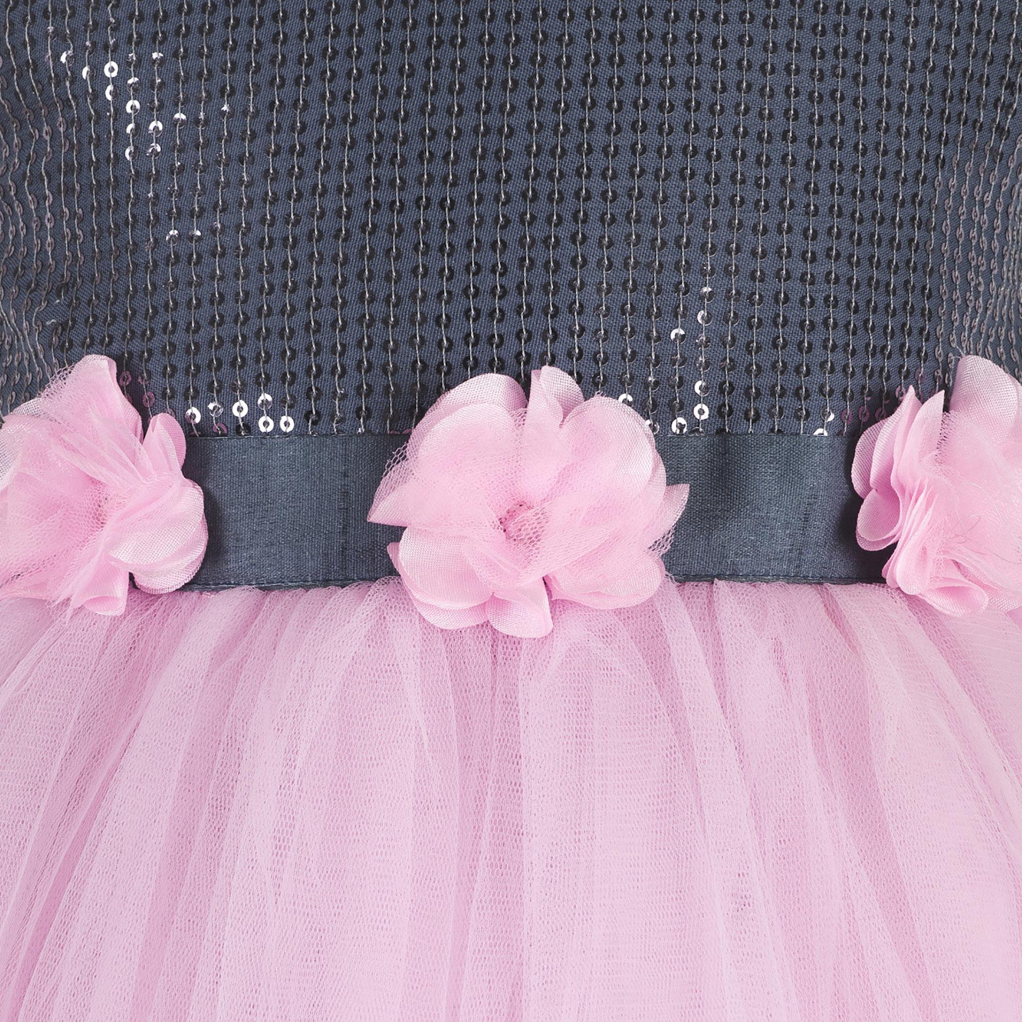 Toy Balloon Kids Girls Party Wear Dress