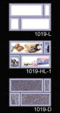 300 x 450mm Ceramic Glossy Wall Tiles