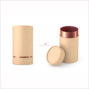 Composite Corrugated Cylindrical Boxes