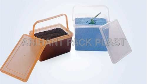 Plastic Houselold Container
