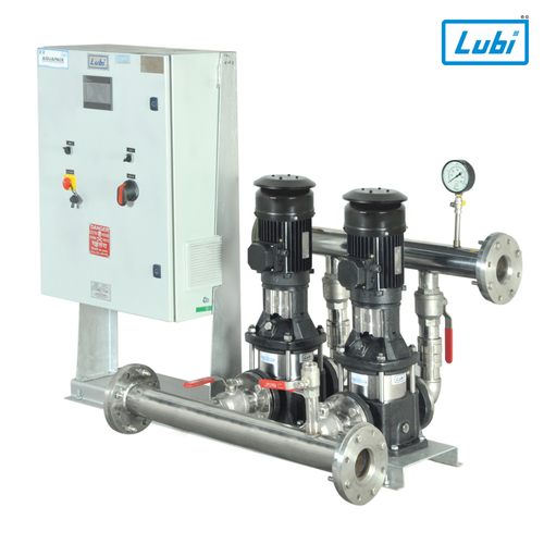 Booster Sets With 2 To 4 Lcr Pumps (Aquapack 1000)