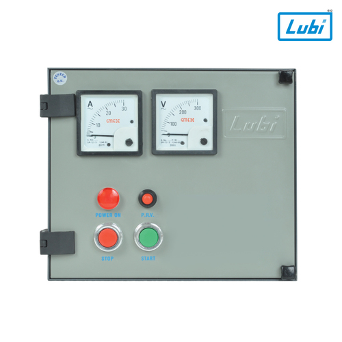 Single Phase Control Boxes For 3