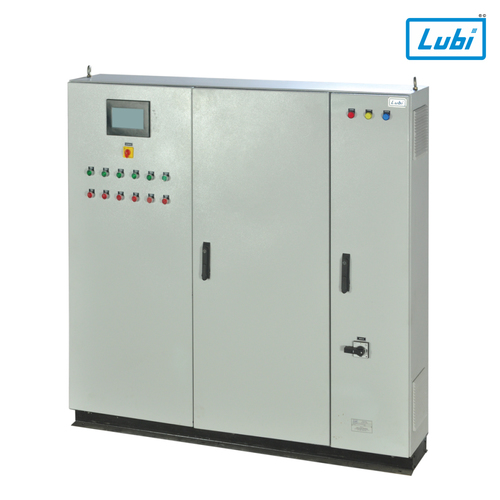 Multiple Pump Multiple Zone Controller For Hvac Systems (Intellicon 1000)