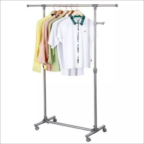 Rust Proof Garment Display Stand