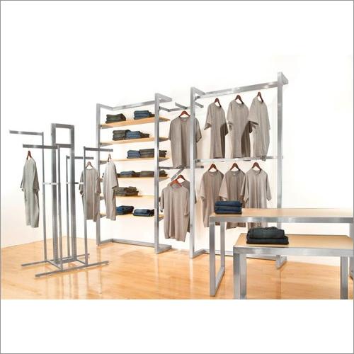 Garment Hanging Display Racks