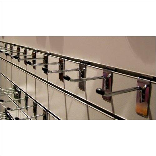 Stainless Steel Slatwall Hook