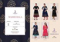 Madhubala Pure Cambric Cotton Print Kurtis