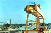 Double Girder Box Type Goliath Crane