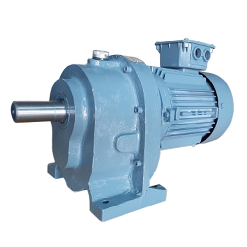 Two Stage Inline Helical Gear Motor