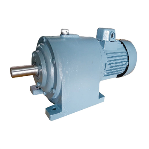 Three Stage Inline Helical Gear Motor