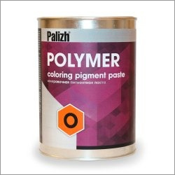 Polymer Coloring Pigment Paste