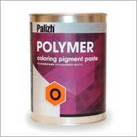 Colour pigment paste