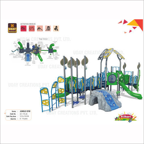Kilkari Kids Outdoor Multiplay System