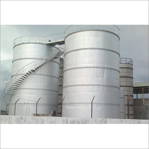 Industrial Storage And Fermentation Tanks