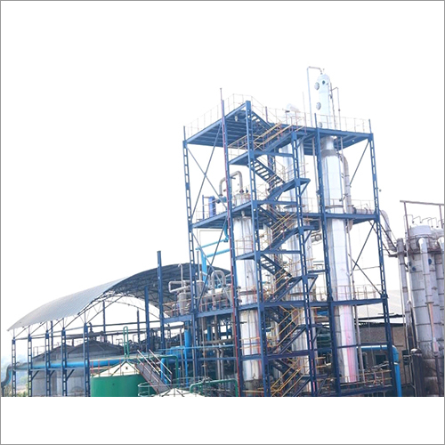100 Klpd Rs To Ethanol Plant