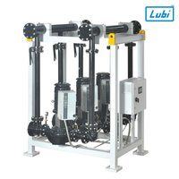Packaged HVAC Pumping System