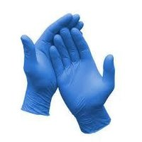 Full Finger Nitrile Examination Gloves