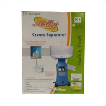 Milky Laboratory Cream Separator