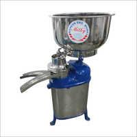 Semi SS Milky Stainless Steel Cream Separator