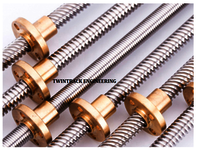 T8 Trapezoidal Lead Screw