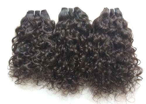 Brazilian Human Hair Extensions Cuticle Aligned Curly Virgin Hair