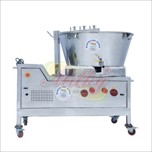 Mava (Khoya) Mixing Machine