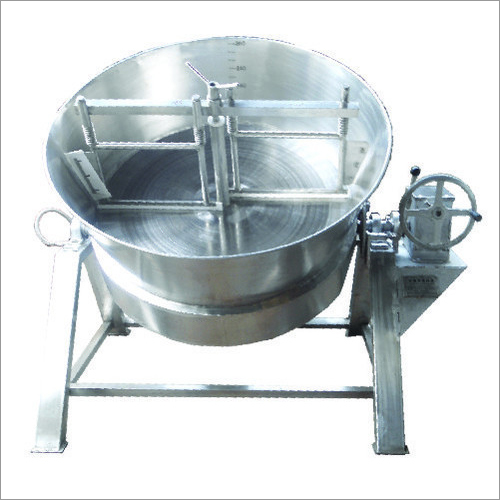 Milky Steam Khoa Machine - Multipurpose Vat For Dairy