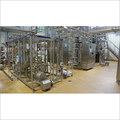 Industrial Dairy Plant
