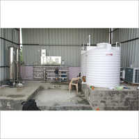 2000 LPH With UV RO Plant