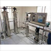 SS 500 LPH RO Plant