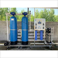 2000 LPH Fully Automatic RO Plant