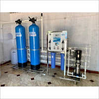 1500 LPH Commercial Reverse Osmosis Plant