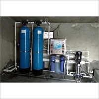 1000 LPH Premium Industrial RO Plant