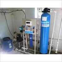 100 Lph Industrial RO Plant