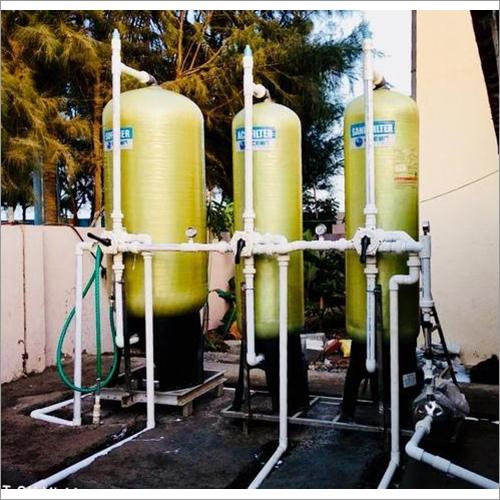 500 Industrial Water Softener Plant
