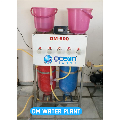 Demineralized Water Plant