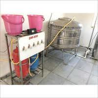 1200 Lph Commercial DM Water Plant