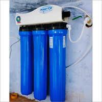 250 Lph Industrial UV Water Purifier
