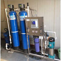 250 LPH Premium Fully Automatic RO Plant