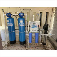 1000 LPH FRP Fully Automatic RO Plant