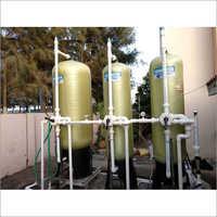 Industrial Swimming Pool Filtration Plant